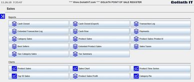 POS system with detailed sales reports. Goliathit.com