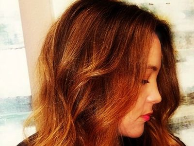 Creations by Gina - Long Layered Balayage