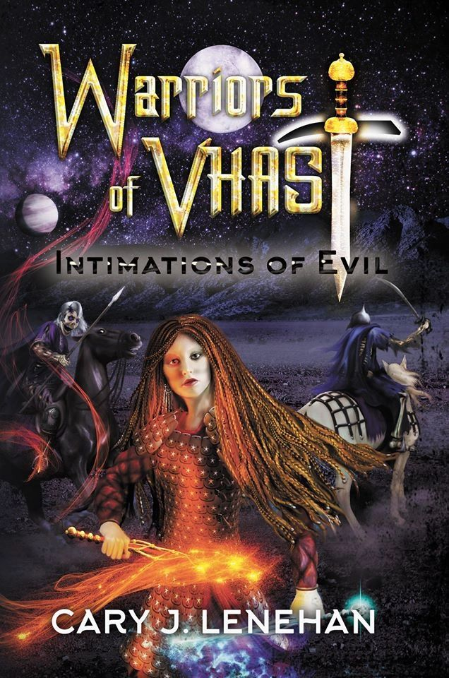 "{""blocks"":[{""key"":""9e62d"",""text"":""Intimations of Evil is the first book of this series that sees worlds reshaped and myths confounded in a far-flung fantasy adventure."",""type"":""unstyled"",""depth"":0,""inlineStyleRanges"":[{""offset"":0,""length"":19,""style"":""ITALIC""}],""entityRanges"":[],""data"":{}},{""key"":""bqgqb"",""text"":""From every direction nine individuals of varied races and walks of life are drawn to the village of Evilhalt on the shores of Lake Erave. A foundling, a princess; a huntress and secret policeman; a shepherd and a monk; a tribesman and a Battle Mage; a Ghazi…"",""type"":""unstyled"",""depth"":0,""inlineStyleRanges"":[],""entityRanges"":[],""data"":{}},{""key"":""eouj"",""text"":""As they journey each faces trials beyond those of normal travellers. On arrival they meet a local leatherworker and militiaman, Stefan, who just wants more of life than what seems to be offered to him. They uncover deep, dark mysteries which hint of greater evil. Together, and for a mix of reasons, they set off to face their destiny."",""type"":""unstyled"",""depth"":0,""inlineStyleRanges"":[],""entityRanges"":[],""data"":{}}],""entityMap"":{}}"