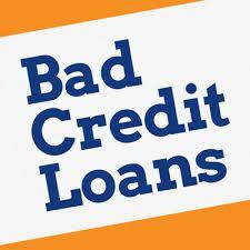 Lenders For Bad Credit >> Bad Credit Loans