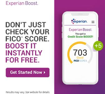 Free credit score booster. Boost your credit score for free. Experian Booster