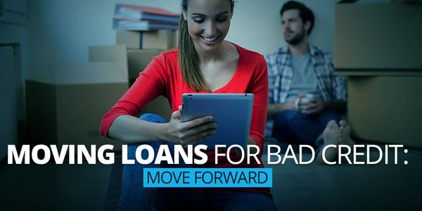 Bad credit moving loans. Apply today for your bad credit moving loan though DDDLoans.