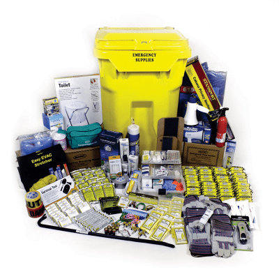 We've Taken the Guesswork out of Buying Emergency Kits and Preparedness Supplies.