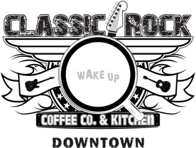 Classic Rock Coffee Downtown