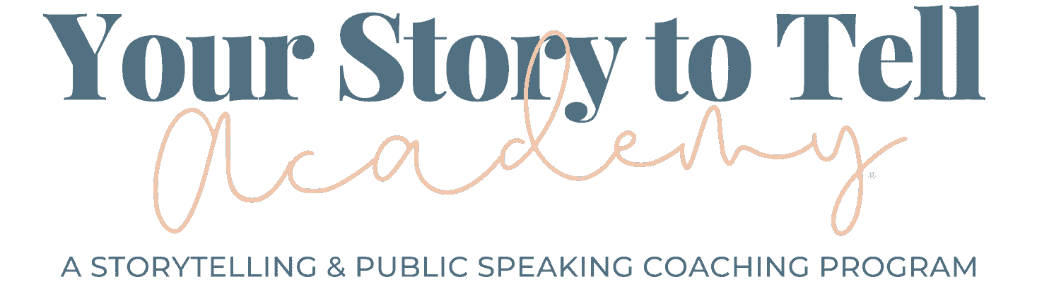 Your Story to Tell Academy