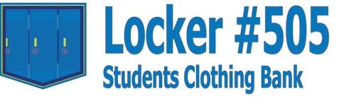 Locker#505: Student Clothing Bank