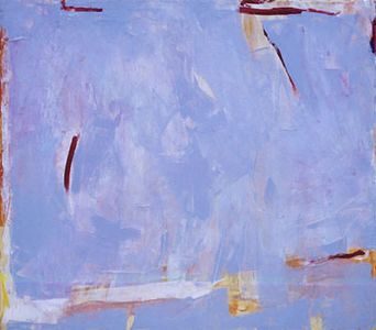 "Scars and Marks 1975   acrylic on canvas  68"" x 76"" Matheson Collection - Wilson, ON"