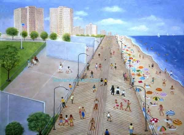 "{""blocks"":[{""key"":""e9bat"",""text"":""Brighton Beach Memories Acrylic painting on canvas 16\"" x 20\"" . "",""type"":""unstyled"",""depth"":0,""inlineStyleRanges"":[],""entityRanges"":[],""data"":{}},{""key"":""aice7"",""text"":""Scene of Brighton Beach, Boardwalk , people playing handball. "",""type"":""unstyled"",""depth"":0,""inlineStyleRanges"":[],""entityRanges"":[],""data"":{}}],""entityMap"":{}}"