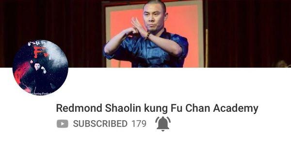 Kung Fu Classes - Shaolin Kung Fu Chan Academy少林功夫禅学院