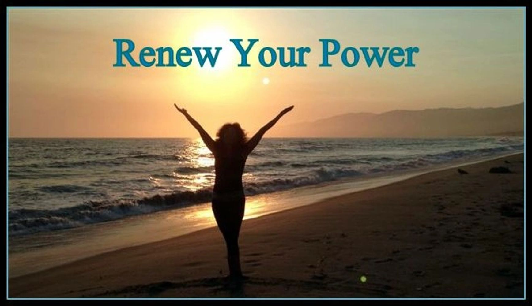 Renew Your Power for onsite corporate wellness and  fitness.