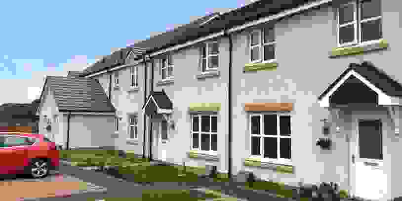 Crossgates, Fife, property to let, mid market rent, lar housing trust, house to rent, flat for rent