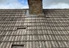 New lead flashings to chimney stack in Borough Green