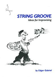 String Groove Book with CD