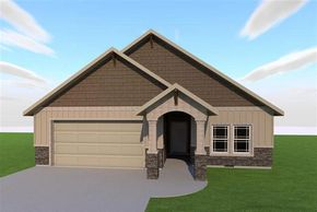 Brand New Popular 3 BR 2 BA Evergreen floor plan with gas fireplace. Granite and stainless, home wit