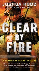 Clear by Fire Author Joshua Hood