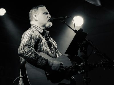 ReknRoad Singer/Songwriter Jeff Edwards