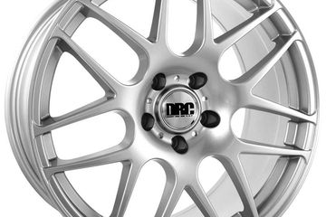 DRC DRM SILVER LOAD RATED ALLOY WHEELS