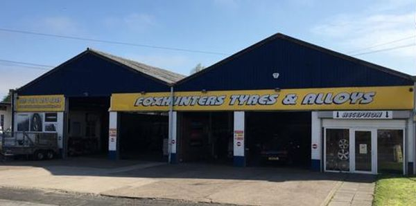 Foxhunters Tyres & Alloys