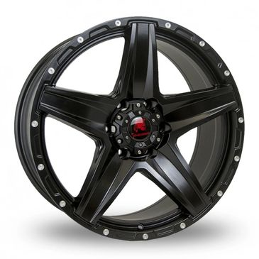 TOMAHAWK Apache 4x4 alloy wheels
