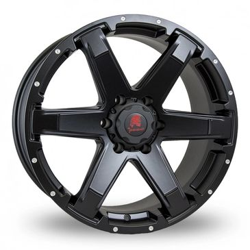 TOMAHAWK Chinook six spoke 4x4 alloy wheels