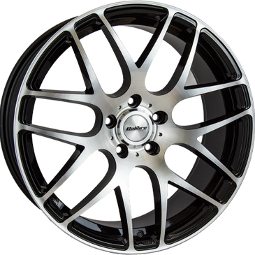 Calibre Exclie R load rated commercial alloy wheels