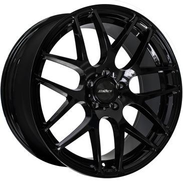 Calibre Excile R load rated commercial alloy wheels