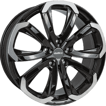 Calibre Havanna load rated commercial alloy wheels