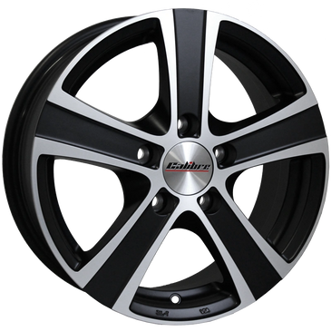 Calibre Highway 5 spoke load rated commercial wheels