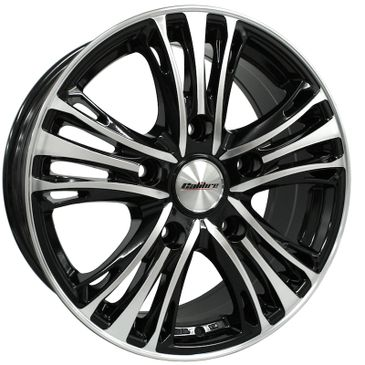 Calibre Odyssey load rated commercial alloy wheels