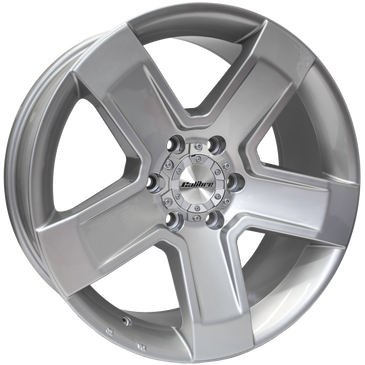 Calibre Outlaw load rated commercial 5 spoke wheels