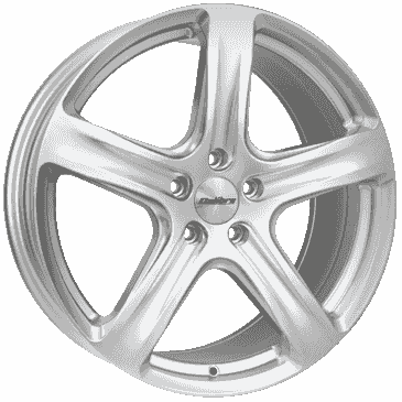 Calibre Tourer load rated commercial alloy wheels