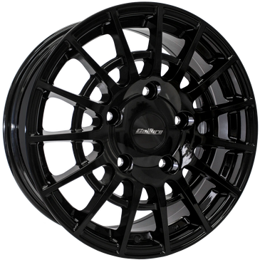 Calibre T-Sport gloss black load rated commercial alloy wheels