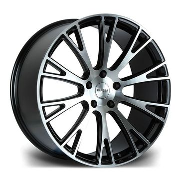 Riviera RV150 polished face cast monoblock alloy wheels