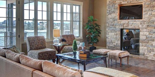 After photo of a staging project by Creative Home Staging