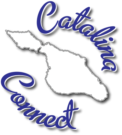 Logo for CJMH Group, Inc. d/b/a Catalina Connect. The first medical cannabis delivery service located on Santa Catalina Island in Avalon, California.
