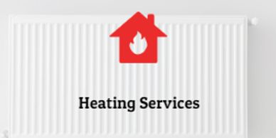 Heating Services Logo