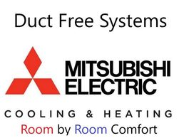 Mitsubishi Certified Ductless Heating and Cooling