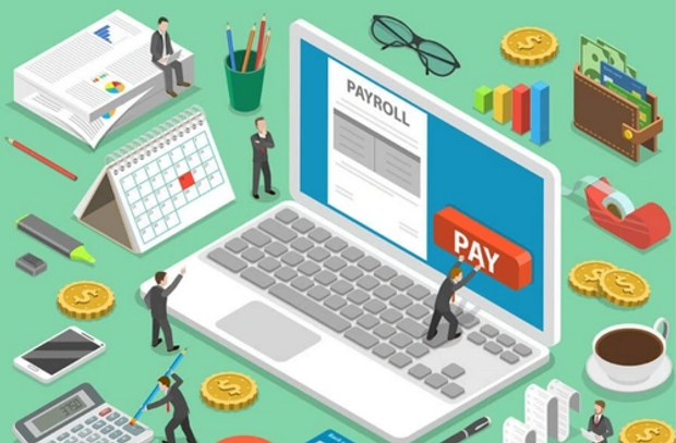 The payroll processes