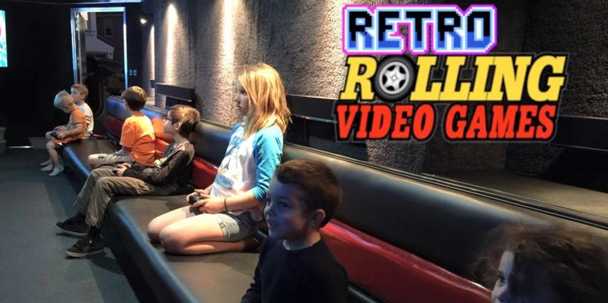 Retro Rolling Video Games is the best Video Game Truck around the Chino Valley, Chino, Chino Hills, Eastvale, Pomona, Montclair or Ontario. don't be fooled my imitators. we have the most tvs and most 5 star reviews of any Video Game Truck. we take pride in providing the best service and the best and most up to date equipment.