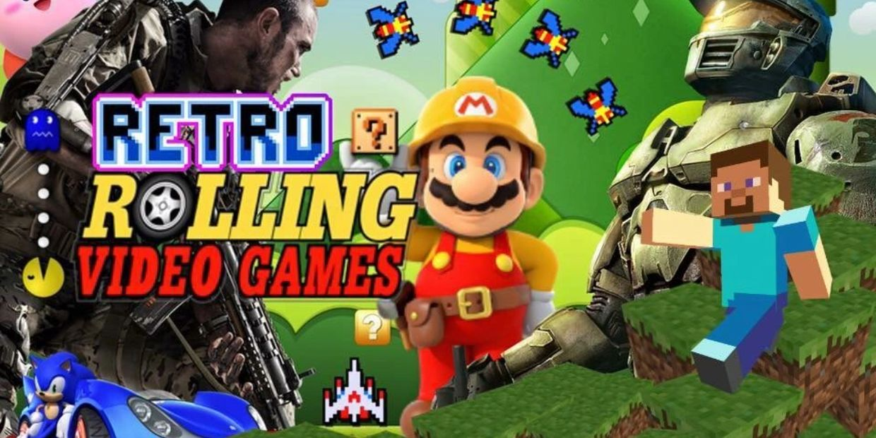 Retro Rolling Video Games is the best Video Game Truck around the Chino Valley, Chino, Chino Hills, Eastvale, Pomona, Montclair, Ontario, Pomona, Diamond bar, la verne, claremont, Fontana, mira loma, corona, Jurupa valley, Rancho Cucamonga, San Dimas, Glendora, walnut, covina, west covina, industry, Hacienda heights  and other local cities don't be fooled my imitators. we have the most tvs and most 5 star reviews of any Video Game Truck. we take pride in providing the best service and the best and most up to date equipment.  so if your having a Birthday party, company picnic, Festival, School event withs lots of kids and you just want them to be entertained by the best Game truck.  we have the most popular games like Fortnite, Minecraft, Call of Duty, mario kart, super smash bros, apex legends and many more awesome game titles.  We are 5 star the best rated game truck on yelp, google and facebook.