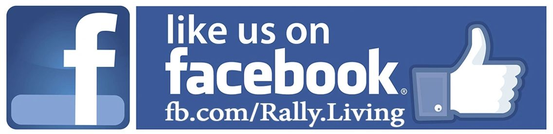 Face Book Rally.Living Like us Rally Homes