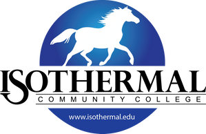Isothermal Community College, equine logo