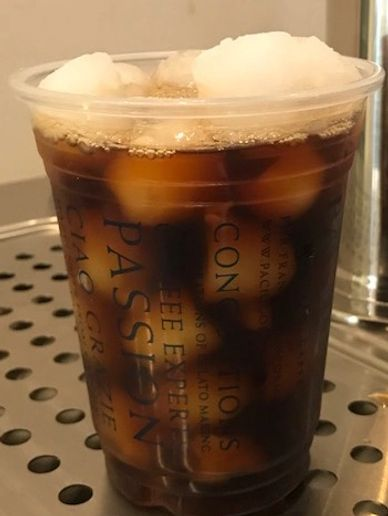 cater cold brew coffee and cater gelato at wedding, business meeting, graduation, party, events