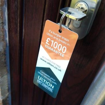 Brisant Ultion offer a £1000 back guarantee with Worksop Composite Doors.