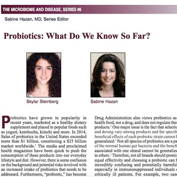 Probiotics: What Do We Know So Far?  https://practicalgastro.com