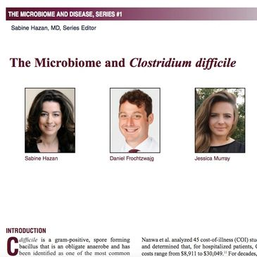 The Microbiome and Clostridium difficile https://practicalgastro.com