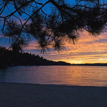 Beach, Swimming, Romantic, Natural, Lake Winnipesaukee, Wolfeboro, Love, Peace, Cottages, Cabins