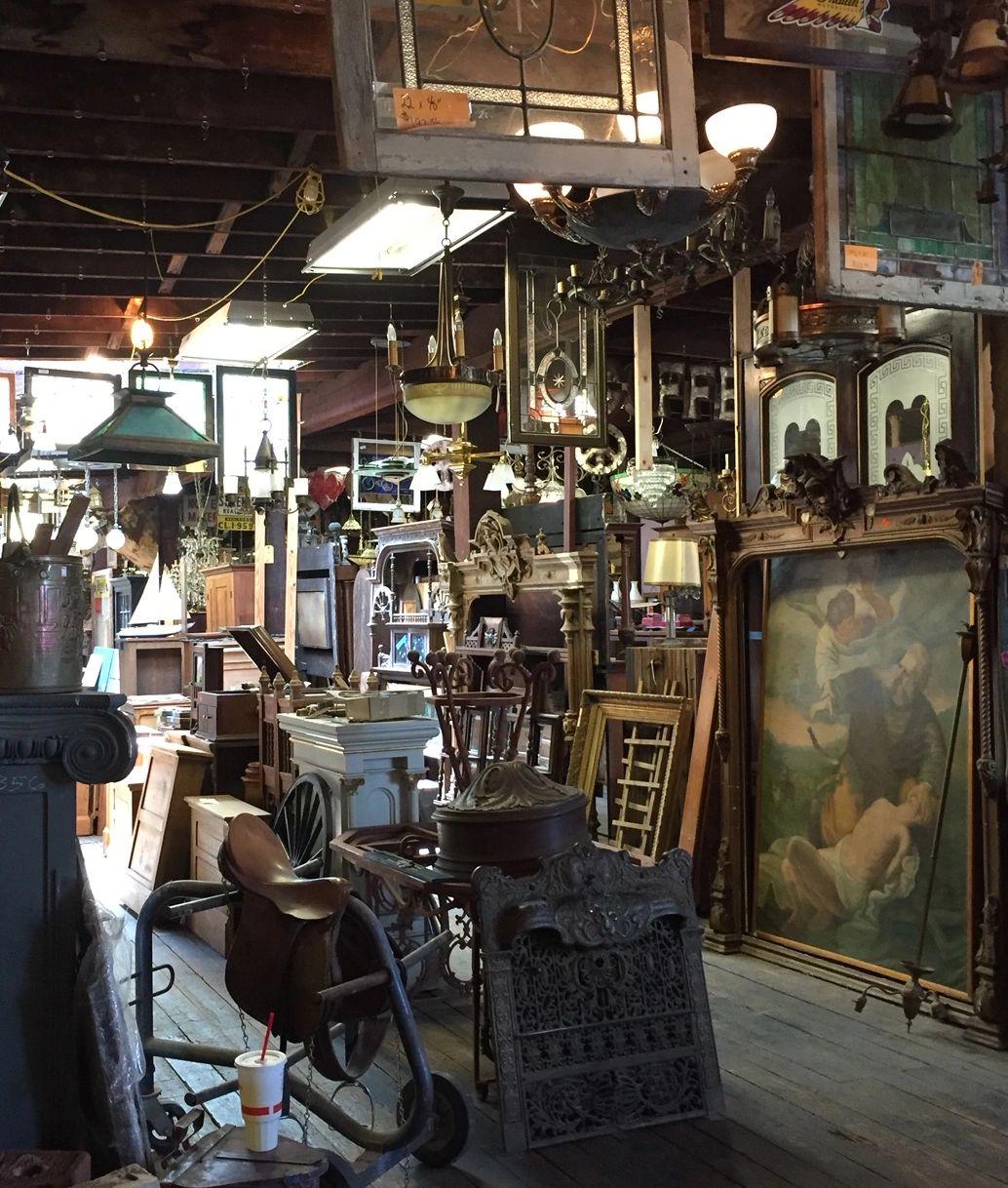Doc S Architectural Salvage Antique Stores Antique Architectural