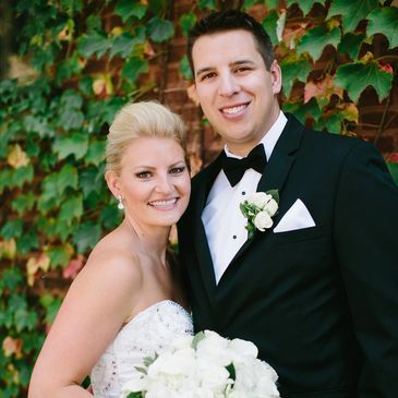 Chelsea & Rob Kaskovich - Wedicity Client - Katie Kett Photography - Room 1520