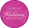 Maharani Weddings Badge Indian and Hindu Wedding Planner
